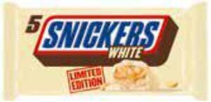 Mars, Snickers oder Twix
