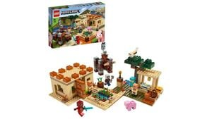 LEGO Minecraft - 21160 Der Illager-Überfall