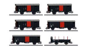 """Märklin 46050 - Güterwagen-Set zum """"Köfferli"""""""