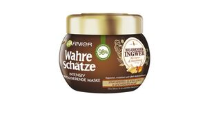 Garnier Wahre Schätze Intensiv Revitalisierende Maske Bio-Ingwer & Akazienhonig