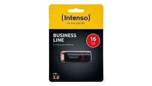 Intenso USB-Stick, Business Line, 16 GB