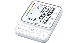beurer easyClip Oberarm-Blutdruckmessgerät BM 51