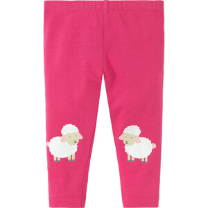 Baby Leggings mit Schaf-Motiven