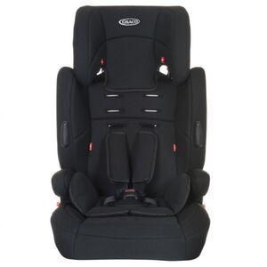 Graco - Autositz-Kindersitz - Endure - schwarz - Gruppe 1/2/3