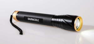 Duracell LED-Taschenlampe Tough MLT-200C