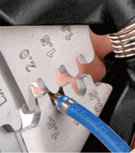 Kraft Werkzeuge Multifunktionale Elektriker-Schere 205mm