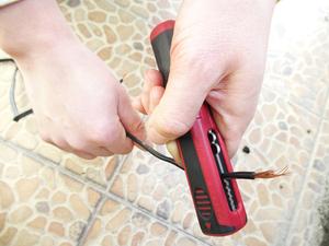Kraft Werkzeuge Multifunktionales Abisolier-Werkzeug