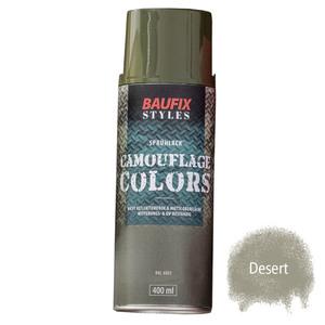 Baufix Camouflage-Sprühlacke - Desert