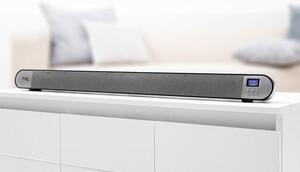 Technaxx DAB+ Soundbar mit LED Hintergrundbeleuchtung TX-139