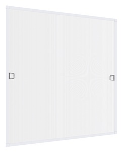Powertec Insektenschutz Plus FE Ultra Flat 100x120cm Weiß