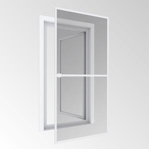Powertec Insektenschutz Plus Rahmen Tür 100x210cm Weiß