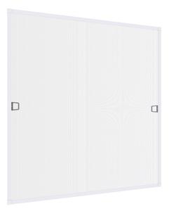 Powertec Insektenschutz -Fenster 100x120cm Rhino Weiß