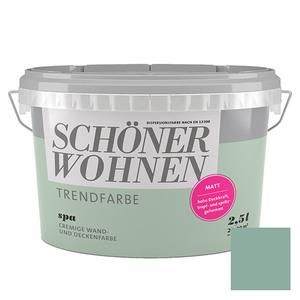 SCHÖNER WOHNEN-Farbe Wandfarbe Trendfarbe Limited Collection