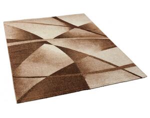 Teppich Star ca. 160 x 220 cm braun
