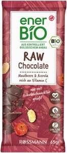 enerBiO RAW Chocolate Maulbeere & Acerola