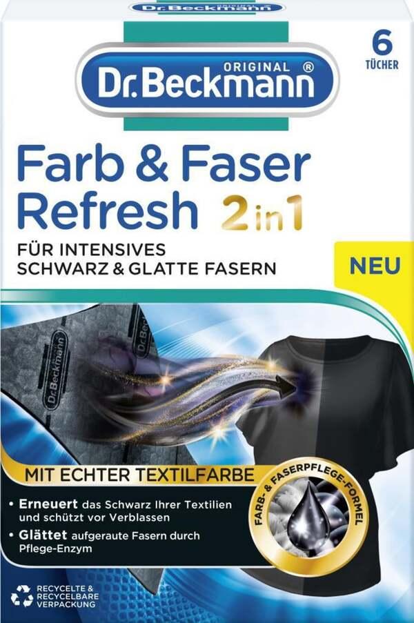 Dr. Beckmann Farb & Faser Refresh 2in1