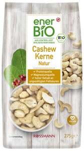 enerBiO Cashew Kerne Natur