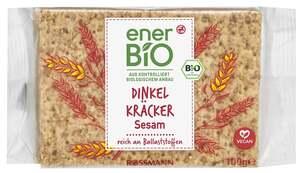 enerBiO Dinkel Kräcker Sesam