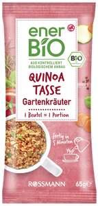 enerBiO Quinoa Tasse Gartenkräuter