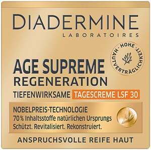 Diadermine Age Supreme Regeneration Tiefenwirksame Tagescreme LSF 30