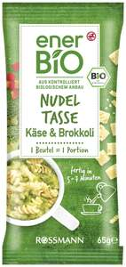 enerBiO Nudeltasse Brokkoli