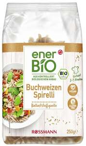 enerBiO Buchweizen Spirelli