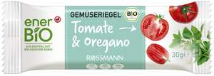 enerBiO Gemüseriegel Tomate & Oregano