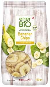 enerBiO Bananen Chips