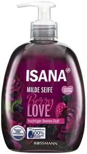 ISANA Milde Seife Berry Love Spender