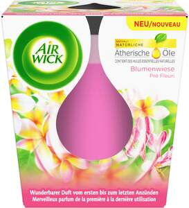 Air Wick Ätherische Öle Duftkerze Blumenwiese