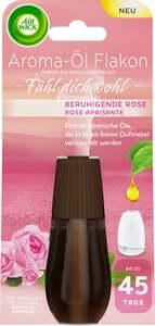 Air Wick Fühl dich wohl Aroma-Öl Flacon Nachfüller Beruhigende Rose