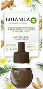Air Wick Botanica Duftölflakon Nachfüller Karibisches Süßgras & Sandelholz