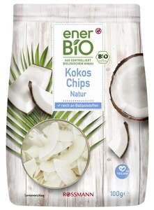 enerBiO Kokos Chips Natur