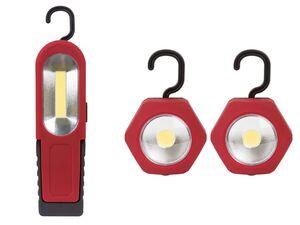 PARKSIDE® Arbeitsleuchte, mit COB-LED, Klapphaken