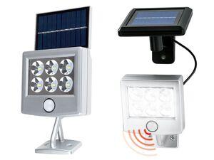 LIVARNO LUX® LED Solar Strahler, mit Bewegungsmelder
