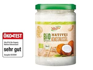 Bio-Kokosnussöl nativ