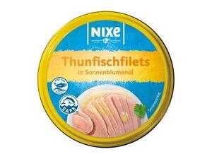 Nixe Thunfischfilets