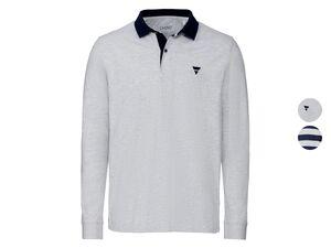LIVERGY® Polo Shirt Herren, körpernah geschnitten