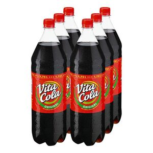 Vita Cola 1,75 Liter, 6er Pack