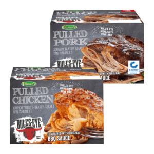 TILLMANN'S     Bull's-EyePulled Pork / Chicken