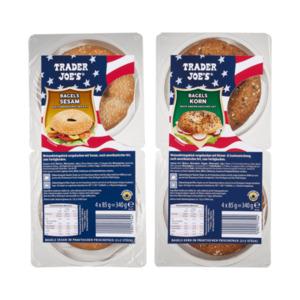 TRADER JOE'S     Bagels
