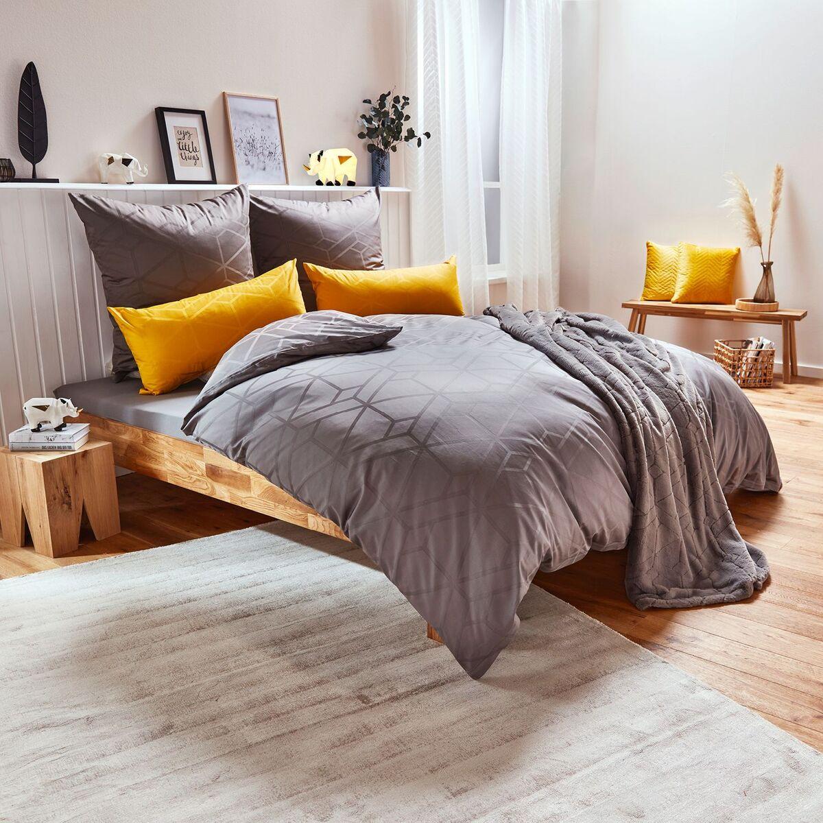 Bild 5 von CASA Deco Jacquard Bettwäsche Premium Normalgröße