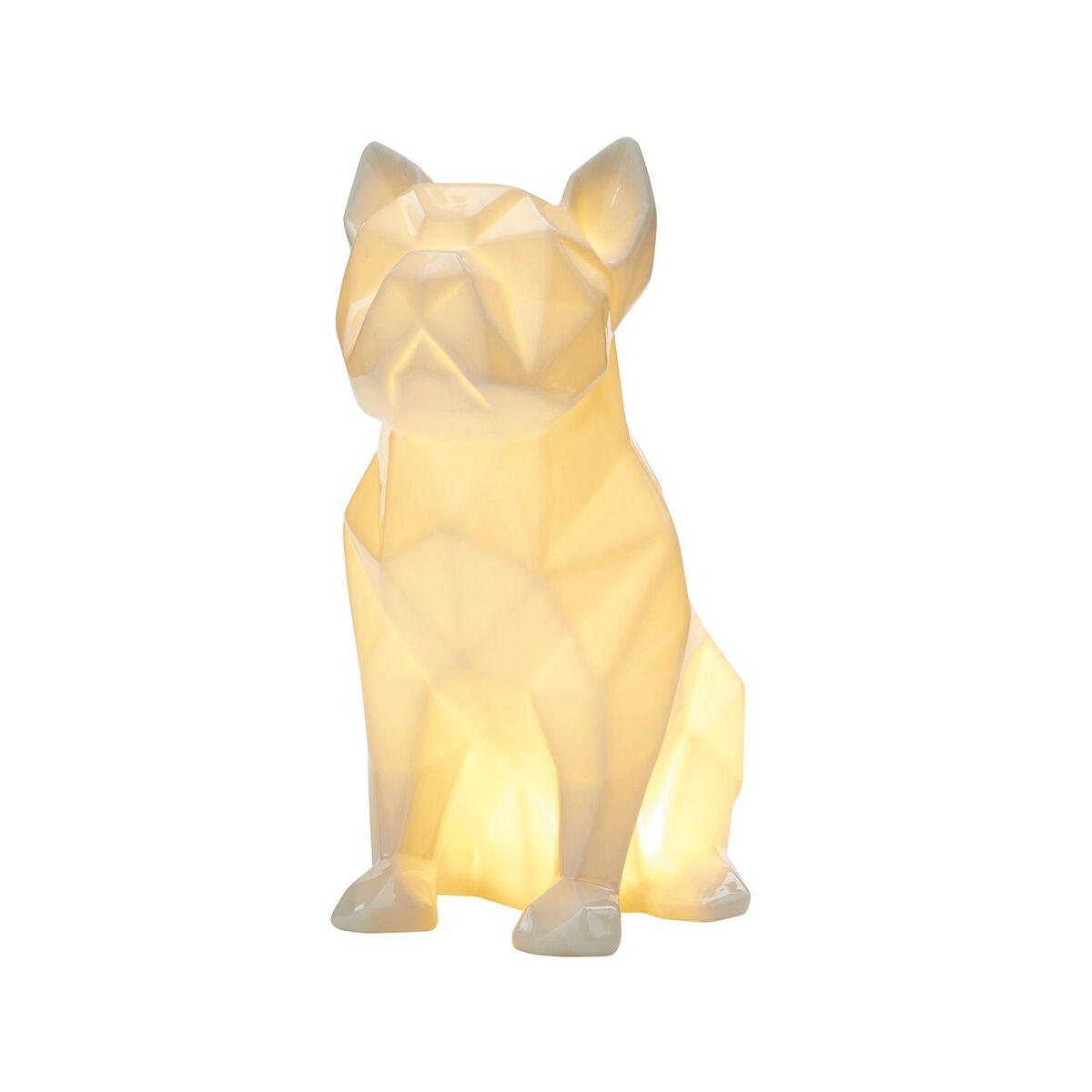 Bild 1 von CASA Deco LED Geometrisches Porzellantier
