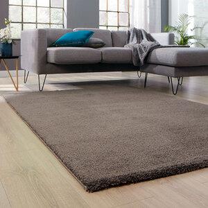 Teppich 160x230cm Grau1