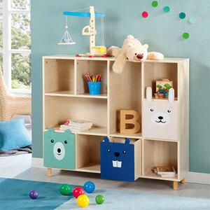 Kinderzimmer-Regal Happy1