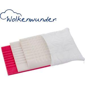 Wolkenwunder® 3-Schicht Nackenstützkissen Klima Plus 40x80 cm