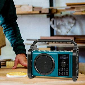 DAB+ Baustellenradio P66220