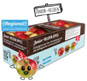 NATURGUT Deutsche rote Äpfel