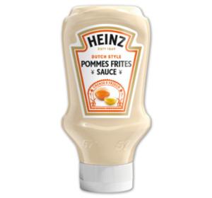 HEINZ Snack Saucen