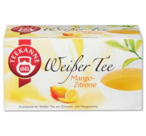 TEEKANNE Weißer Tee